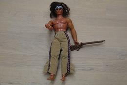 Vintage BIG JIM - KARL MAY - WINNETOU - No 9404 - Mattel 1975 - Action Man - Action Man