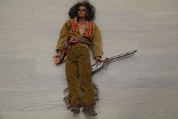 Vintage BIG JIM - KARL MAY - GERONIMO  - Mattel 1978 - Action Man - Action Man