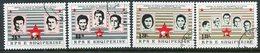 ALBANIA 1980 Freedom Fighters Used.  Michel 2051-54 - Albanie