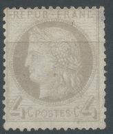 Lot N°51743  N°52 Neuf Sans Gomme - 1871-1875 Ceres