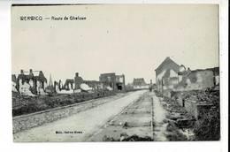 52744 - WERVIK - WERVICQ ROUTE DE GHELUWE - Wervik
