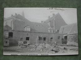 DOTTIGNIES - PENSIONNAT SAINT CHARLES - BASSE COUR - Moeskroen
