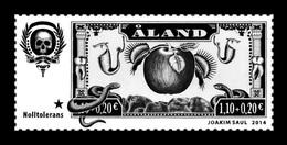 Aland 2014 Mih. 390 Zero Tolerance Project MNH ** - Aland