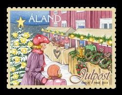 Aland 2014 Mih. 399 Christmas MNH ** - Aland