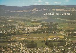 38 MONTALIEU  VERCIEU  Vue Générale - Otros Municipios