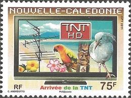 New Caledonia - Birds, MINT, 2011 - Parrots