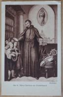 Der Heilige Petrus Canisius  Als Kinderfreund Kanisius, Kanijs Kanîs Peter De Hondt Mühlmann - Gemälde, Glasmalereien & Statuen
