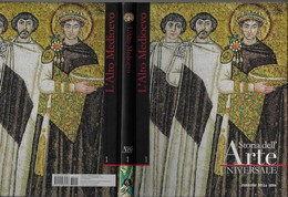 """Storia Dell'Arte Universale """"L'Alto Medioevo"""" Ed.RCS 2008-pp.239-23x29,5-gr.1450-vedi Le Foto----------(604E) - Arts, Architecture"""