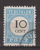 NVPH Nederland Netherlands Niederlande Holanda Pays Bas Port 7 Used Port, Due, Timbre-taxe, Postmarke, Sellos De Correos - Strafportzegels