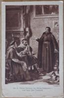 Fracassini Der Heilige Petrus Canisius Vor König Ferdinand I. Und Cardinal Otto Truchseß - Gemälde, Glasmalereien & Statuen