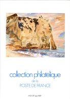 """(Prix Poste = 8.38 €) """" COLLECTION  DE  FRANCE : ANNEE 1987  3/4 """" Avec Les Fiches Et Les Timbres Neufs ** MNH Parf état - Francia"""