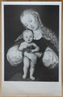 Lukas Cranach Der Ältere Muttergottes Mit Der Weintraube Erzbischöfliches Dom- Und Diözesanmuseum Wien Vienna - Gemälde, Glasmalereien & Statuen