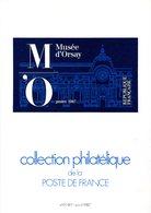 """"""" COLLECTION  DE  FRANCE : ANNEE 1987  1/4 """". Avec Les Fiches Et Les Timbres Neufs ** MNH. Parfait état. - Francia"""