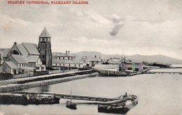 FALKLAND / MALOUINES / STANLEY CATHEDRAL, FALKLAND ISLANDS / - Falkland