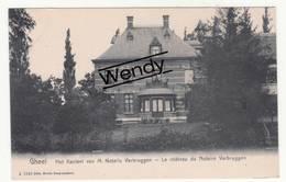 Geel (kasteel Notaris Verbruggen N° 5144) - Geel