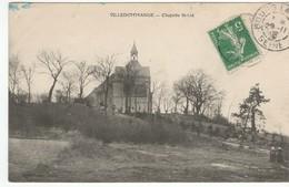 Villedommange - Chapelle Saint Lié - France