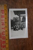 Photo Ancienne Originale Années 20 Montpellier Esplanade Kiosque Bosc De Famille - Personnes Identifiées