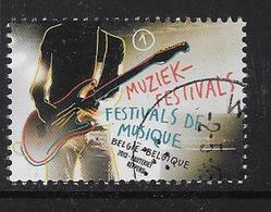 Festivals - Oblitérés