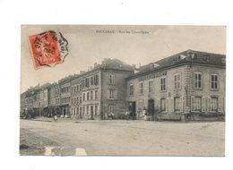 BACCARAT (54) - Rue Des Cristalleries - Baccarat