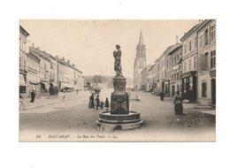 BACCARAT (54) - La Rue Des Ponts - Baccarat