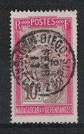 Madagascar - Yvert 98 Oblitéré DIEGO-SUAREZ - Scott#84 - Madagascar (1889-1960)
