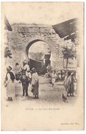 Tunis , La Porte Bab-djelid - Tunisia