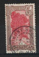 Madagascar - Yvert 176B Oblitéré MAMPIKONY - Scott#166 - Madagascar (1889-1960)