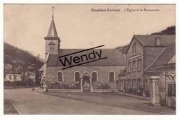 Hastière-Lavaux (l'église Et Le Pensionnat) - Hastière