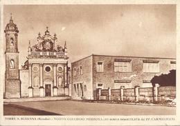Torre Santa Susanna - Nuovo Collegio Missionario Maria Immacolata - Brindisi - H5933 - Brindisi
