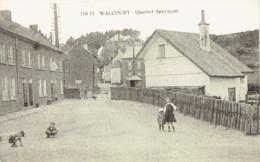 Walcourt Quartier Spaymont Passage A Niveau - Walcourt