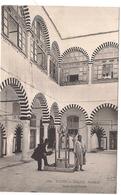 Tunis , Hopital  Sadikia , Cour Intérieure - Tunisia