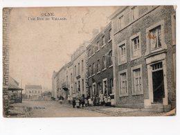 5 - OLNE - Une Rue Du Village - Olne
