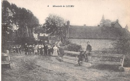 CPA 62 -  Minoterie De LOCON. - France