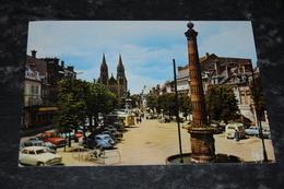 8768      MOULINS, LA PLACE D'ALLIER / Auto / Car / Coche / Voiture - Moulins
