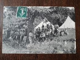 L26/128 LA COURTINE - Camp De La Courtine - La Soupe - La Courtine