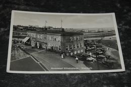 8770      NORDSEEBAD WILHELMSHAVEN, STRANDHALLE - 1937 / Auto / Car / Coche / Voiture - Wilhelmshaven