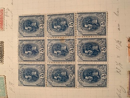 ROUMANIE    ROMANIA   BLOC DE NEUF AVEC 5 ET 25     NEUF - 1881-1918: Charles Ier