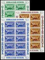 GIBRALTAR Nr 392KB-394KB Postfrisch S00C01E - Gibilterra