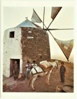 Santa Clara - Moinho De Vento, Windmill - N.º 28 - Ed. CÂMARA MUNICIPAL DE ODEMIRA ( Fot. Luís Pavão ) - Moulins à Vent