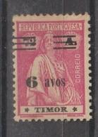TIMOR CE AFINSA  204 - NOVO - Timor