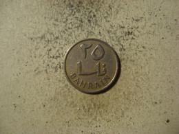 MONNAIE BAHRAIN 25 FILS 1965 / 1385 - Bahreïn