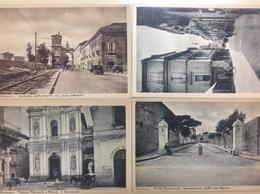 Aversa.....4 Cartoline,        Ca. 1950 - 1960 - Aversa