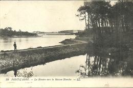 PONT-L'ABBE -- La Rivière Vers La Maison Blanche              -- LL 39 - Pont L'Abbe