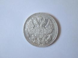Russia 20 Kopeks 1909 Silver Coin - Russia