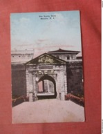 Sta Lucia Gate Manila    Philippines       Ref 3791 - Philippines