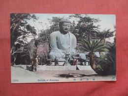 Japan > Daibutsu At Kamaura     Ref 3792 - Japon