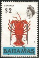 164 Bahamas Crayfish Ecrevisse (BAH-180) - Bahamas (...-1973)