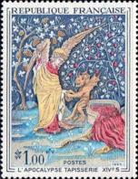 France Poste N** Yv:1458 Mi:1527 L'apocalypse Tapisserie (Thème) - Arts