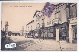 JUVISY- LA GARE- LE CAFE DE LA GARE - Juvisy-sur-Orge
