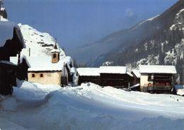 Switzerland Le Hameau De Lannaz Dans Le Val D'Herens Postcard - Suisse